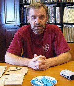Jan Frolík, foto: Martina Bílá