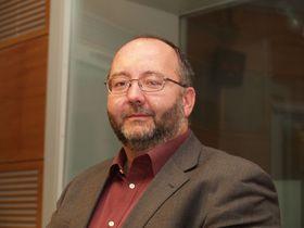 Miroslav Bárta, photo: Jan Sklenář, ČRo