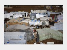 Syrian refugee camp in Hosh Hareem, Lebanon, photo: CTK
