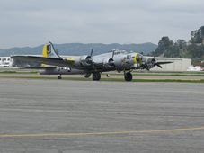 Бомбардировщик B-17G, Фото: Mstrawn, CC BY-SA 4.0 International