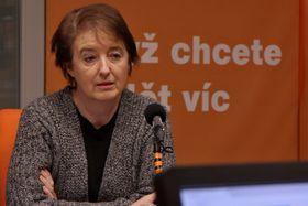 Kateřina Bečková (Foto: Jana Přinosilová, Archiv des Tschechischen Rundfunks)