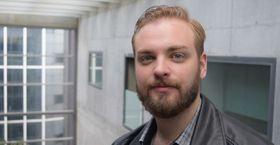 Jaroslav Kalfař, photo: Ondřej Tomšů