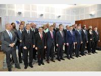 La réunion des gouvernements tchèque et slovaque à Bratislava, photo: ČTK