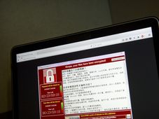 WannaCry, photo: ČTK