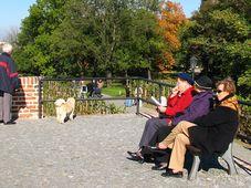 Пенсионеры, Фото: Штепанка Будкова, Чешское радио - Радио Прага