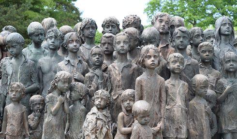 Lidice memorial, photo: Ondřej Tomšů