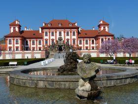 Palacio de Troya en Praga, foto: Klára Stejskalová