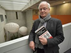 Antoine Marès, photo: Ondřej Tomšů