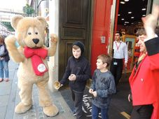 Hamleys London, photo: Jiří Hošek