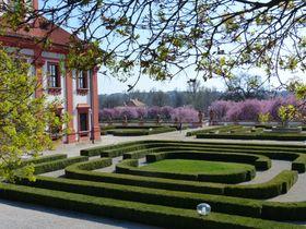 Palacio de Troja, foto: Klára Stejskalová