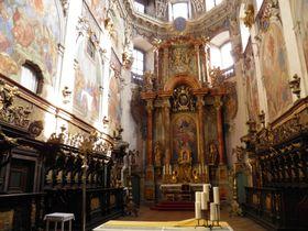 Монастыря в Броумове, фото: Антон Каймаков