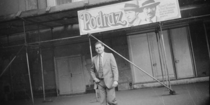 Carlos the Jackal in Prague, photo: Czech Security Services Archive / Archival collections of SNB