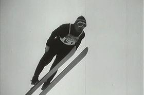 Jiří Raška en Grenoble, foto: ČT