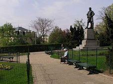 Riegrovy Sady park