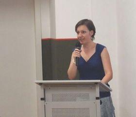 Michaela Dermauw (Foto: Archiv des Tschechischen Zentrums Wien)