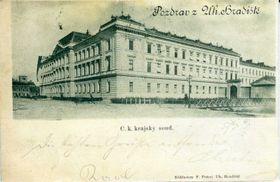 K.k. Kreisgericht in Uherské Hradiště
