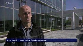 Petr Vorlík, foto: ČT
