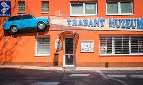 Le musée de la Trabant, photo: Archives dtrabante Martin Hucl