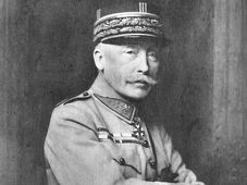 Général Maurice Pellé, photo: Carnet de croquis/Général Pellé