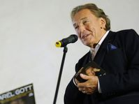 Karel Gott, photo: ČTK