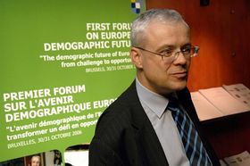 Vladimír Špidla, photo: Commission européenne