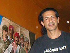 Mario Ismael de la Paz Roa (Foto: Gonzalo Núñez)