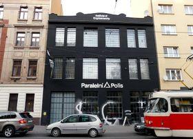 Gebäude mit dem Bitcoin-Café (Foto: Offizielle Facebook-Seite von Ztohoven)