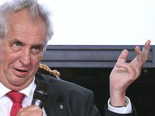 Miloš Zeman, foto: ČTK/Deml Ondřej