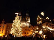 Рождественская ярмарка на Староместкой площади, Фото: Екатерина Сташевская, Чешское радио - Радио Прага