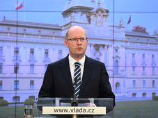 Bohuslav Sobotka, photo: ČTK