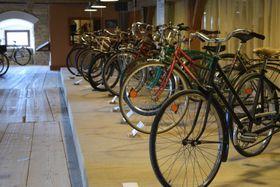 Fahrrad-Museum (Foto: Ondřej Tomšů)