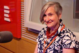 Georgina Sehnoutka Steinsky, photo: Jana Trpišovská, Czech Radio