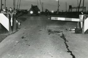 Grenzübergang in Pomezí (Foto: ABS)