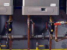 Каскадная котельная Thermona, Фото: официальный сайт фирмы Thermona
