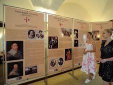 """Ausstellung """"Wilhelm Kinsky – ein Diplomat im Dienst von Albrecht von Waldstein"""" (Foto: ČTK / Libor Zavoral)"""