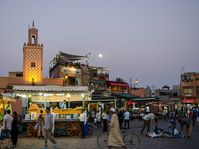 Marrakech, photo: Carlitos0802, CC BY-SA 3.0 Unported