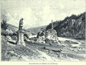 Johannis-Stromschnellen (Foto: Public Domain)