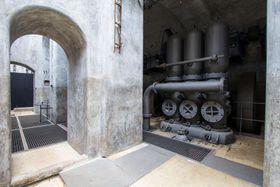 Очистительная станция в Бубенече, Фото: Катержина Гавликова, Архив Чешского Радио