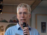 David Vaughan (Foto: Tereza Křenová)