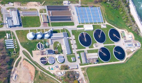 Водоочистительное предприятие, иллюстративное фото: Louis-F. Stahl, CC BY-SA 3.0 de