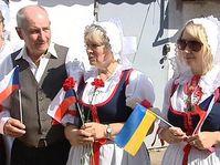 Les Tchèques de Volhynie, photo: ČT24