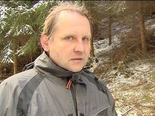 David Vích (Foto: ČT24)