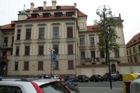 El palacio Clam Gallas, foto: Ivana Vonderková