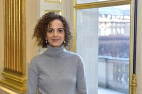 Leïla Slimani, photo: Thibaut Chapotot, CC BY-SA 3.0