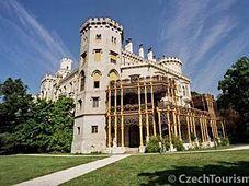 Château de Hluboká nad Vltavou