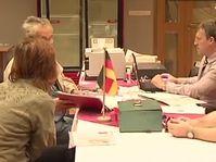 Konsularsprechtage in Kravaře (Foto: YouTube Kanal von TV Hlučínsko)