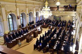 La Chambre des députés, photo: ČTK