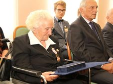 Božena Kopcová, foto: Ministerio de Defensa de República Checa