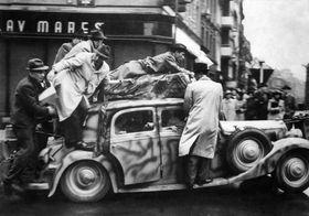 Пражское восстание в 1945 году, фото: VHÚ