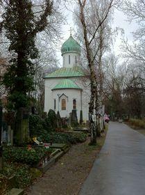 Храм Успения Пресвятой Богородицы на Ольшанском кладбище, Фото: Катерина Айзпурвит
